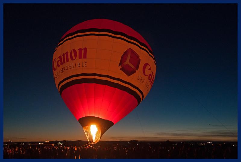 Canon Balloon Glow