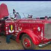 Vintage American LaFrance Fire Truck - Balloon Truck