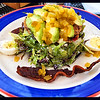 JimRob had the NW CHICKEN COBB with Green Chile