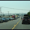 Southbound Parking Lot to Bend (Photo by IM)