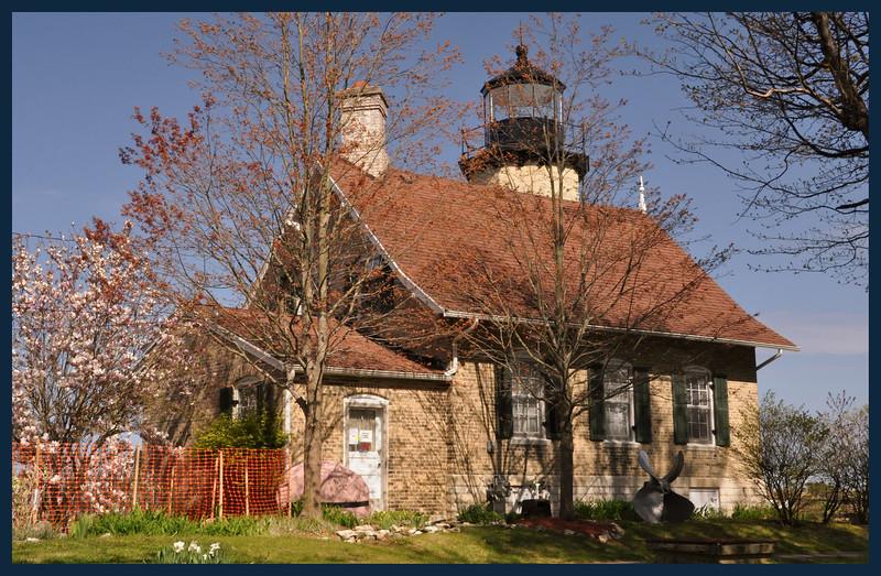 White River Light Station.