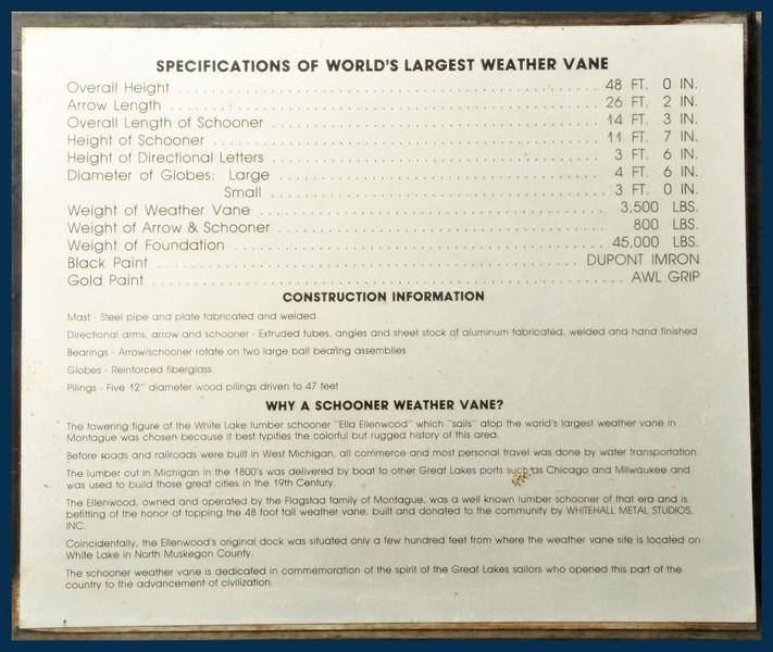 The World's Largest Weathervane