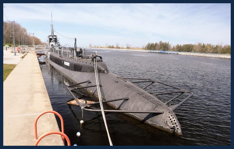 USS Silversides Submarine
