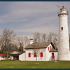 The Sturgeon Point Lighthouse