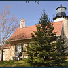 """The Lighthouse they call a """"Light Station""""."""