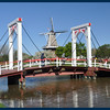 A Dutch style canal bridge.
