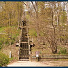 The Stairway to Heaven?  No, the Stairway to Mt. Baldhead!