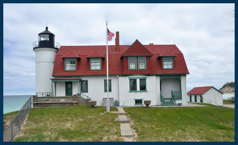 Betsie Point Lighthouse