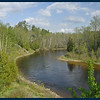 The Au Sable River