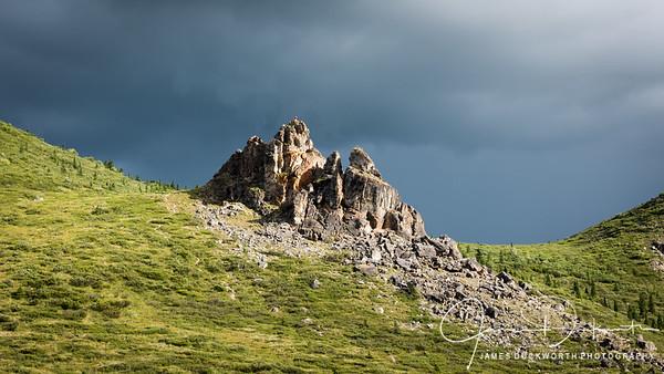 Rocks (Big Ones), Denali National Park