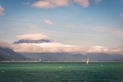 Sailing to Seward