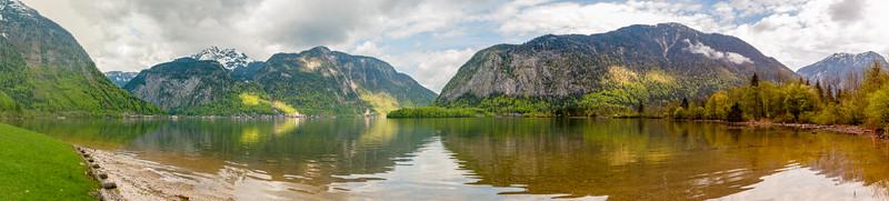 Hallstätter See (10pics 13270x3004px)