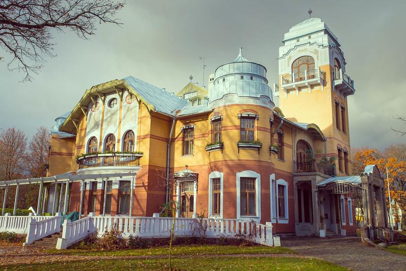 Villa Ammende, Parnu, Estonia