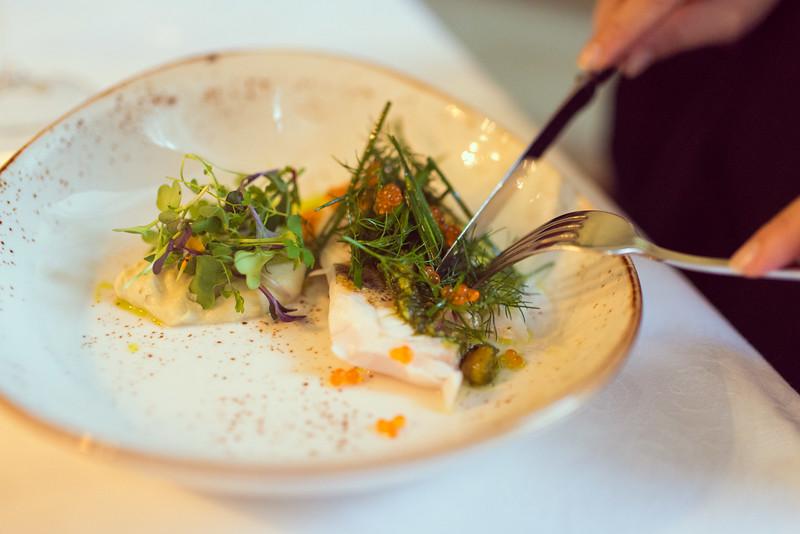Baltic seafood meets haute cuisine at Ammende Villa, Parnu, Estonia