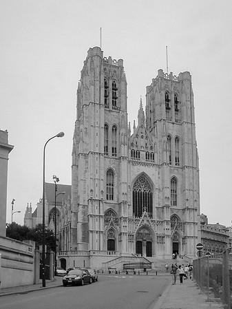 Kathedrale Sankt Michael und Gudula
