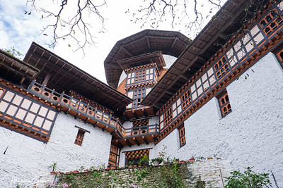 Ta Dzong (watch tower)