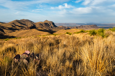 Sotol Vista, Big Bend National Park