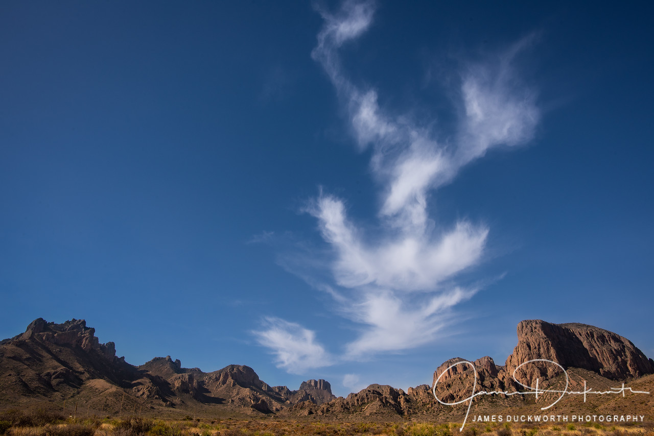 Ghosts in the Chisos