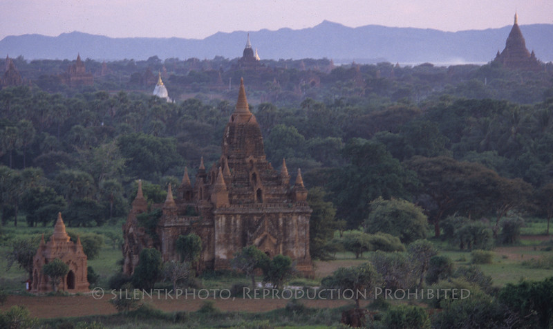 Pagodas - Burma