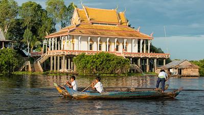 Bakprea Village, Cambodia - 2015
