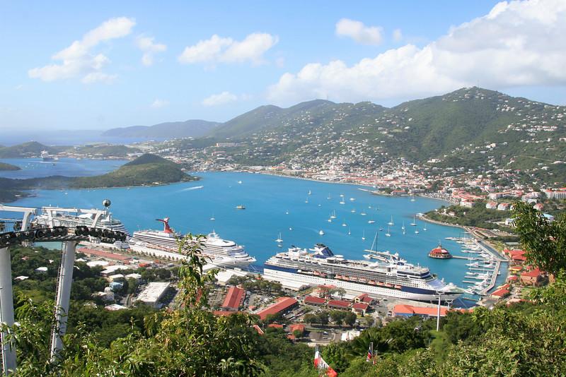 <h3><center>Charlotte Amalie </h3><br> <h5>~ St. Thomas</center></h5>