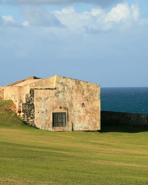 <h3><center>San Felipe del Morro</h3><br> <h5>~ San Juan, Puerto Rico</center></h5>