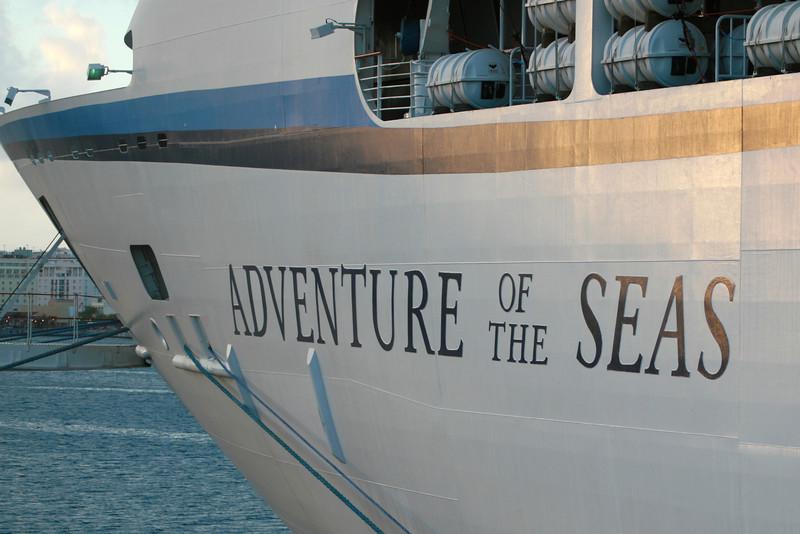 <center> <h5>Our ship</center></h5>