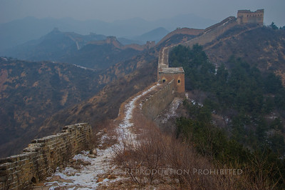 Jinshanling Great Wall, China