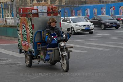 Beijing - Street Scene