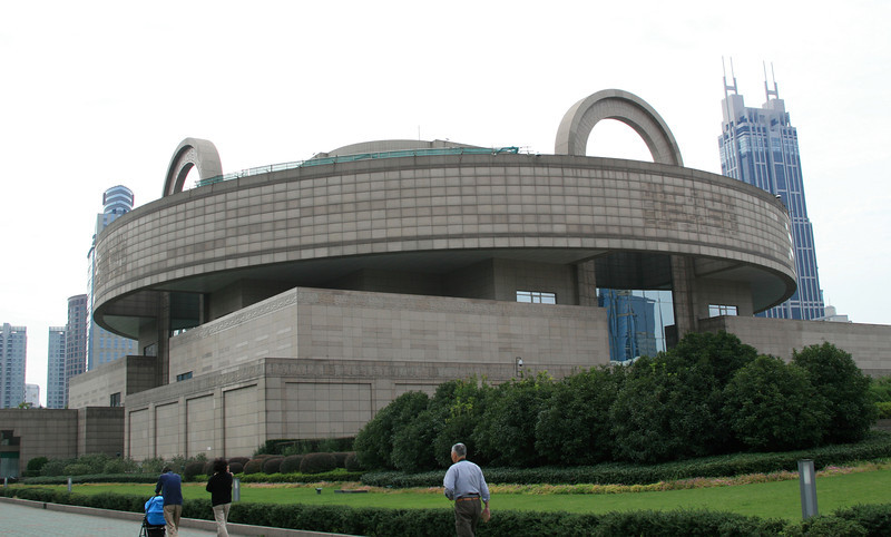 Shanghai Museum in People's Square