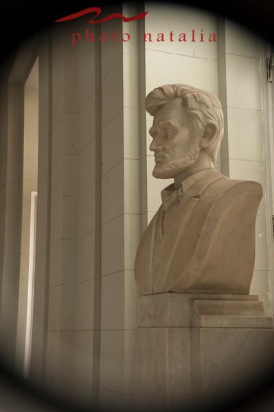 Abraham LIncoln, inspirador de los derechos humanos para todos.