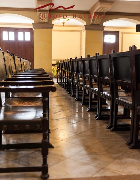 Aula Magna, Universidad de la Habana, Cuba