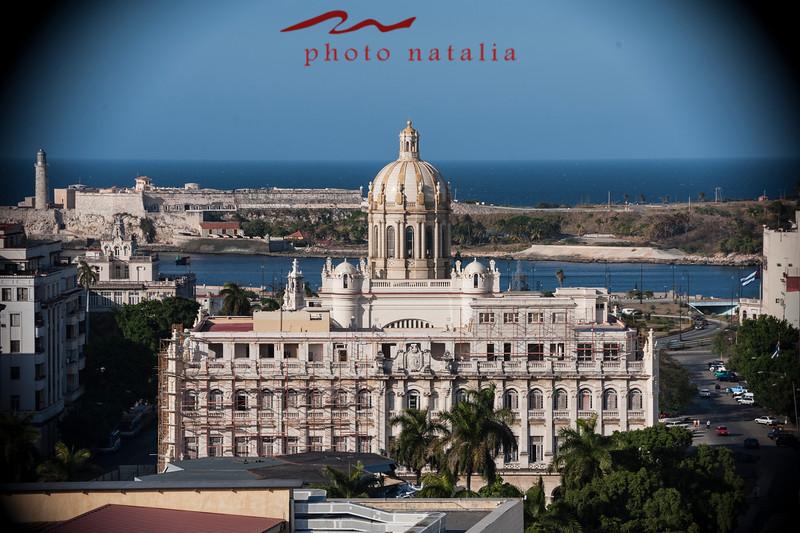 El Museo de la Revolucion, la Habana, Cuba