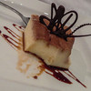 Pretty flan, didn't like the chocolate :-(