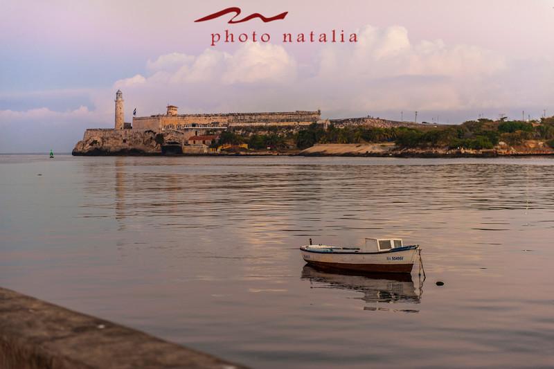 Habana Bay from El Malecon