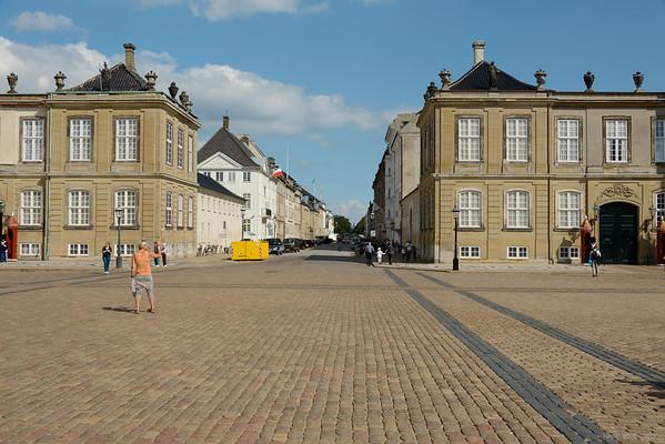 Amalienborg Slot
