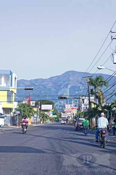 Bonao, View from the Street