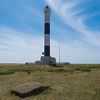One of the lighthouses in Dungeness. I wonder if anyone is there.