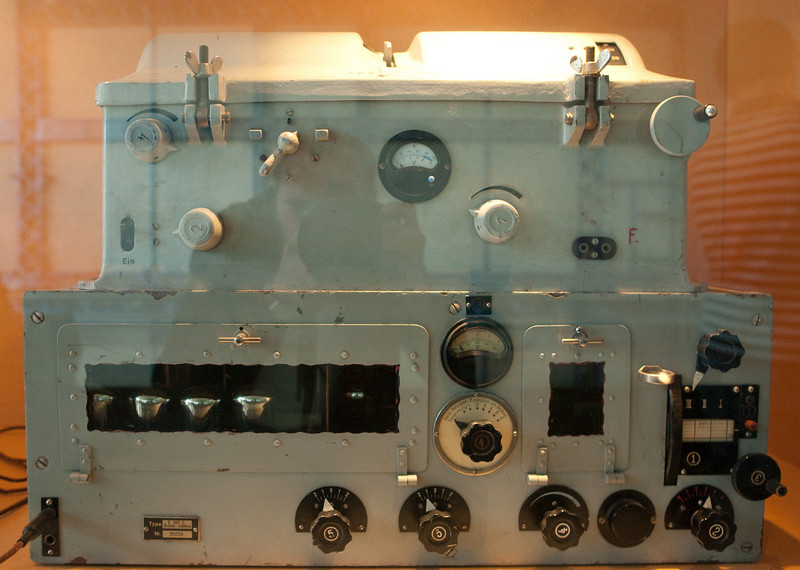 Telefunken wireless transmitter