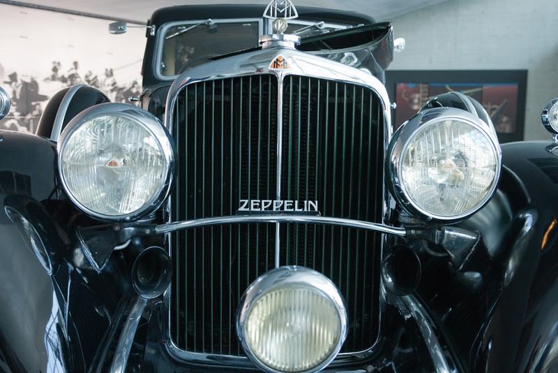 "Maybach ""Zeppelin"" DS8"