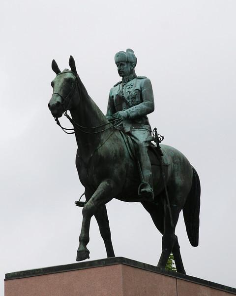 Monument to Carl Gustaf Emil Mannerheim