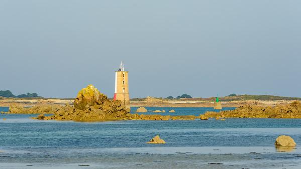 Rivière de Tréguier La Corne