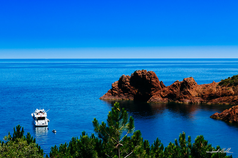 Life on the French Mediterranean coast