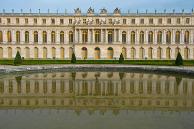 Palace of Versailles, France - 2015