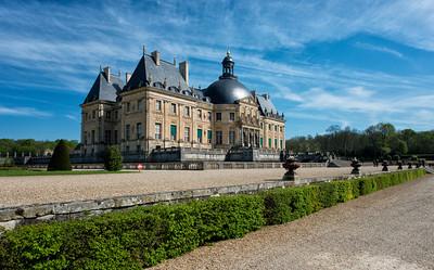 Chateau Vaux le Vicomte, France - 2015