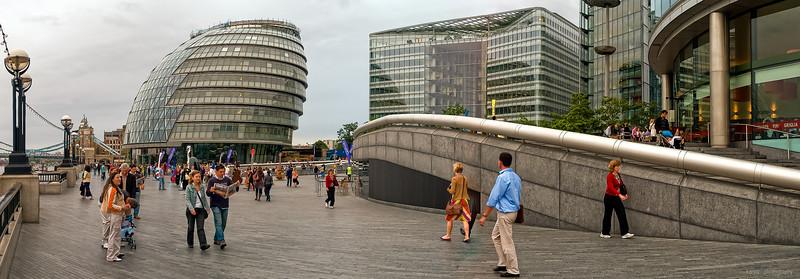 Greater London Authority Headquarter 5pics 6796x2370px