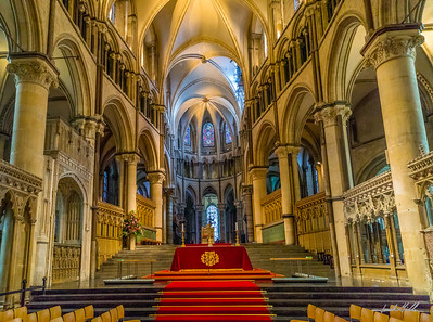 Beautiful and ornate, Canterbury Cathedral