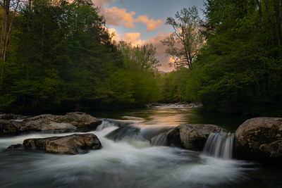 West Prong Little Pigeon River, Great Smoky Mountains National Park