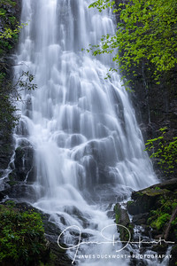 Mingo Falls, Great Smoky Mountains National Park