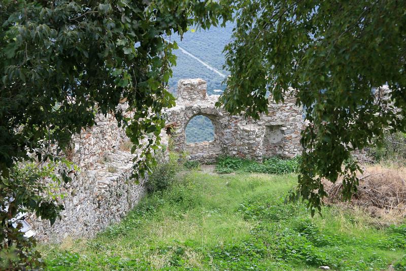 Villehardouin's Castle (Mystras)
